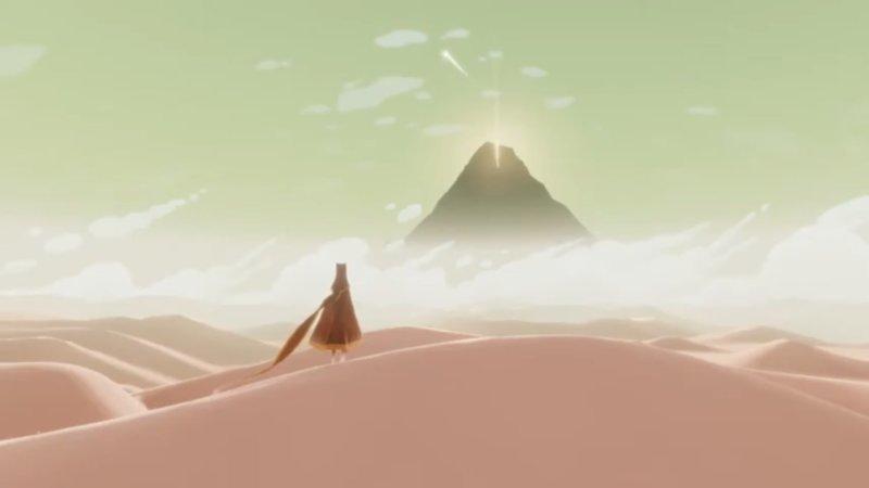 『風ノ旅ビト』レビュー: そこに誰かいる