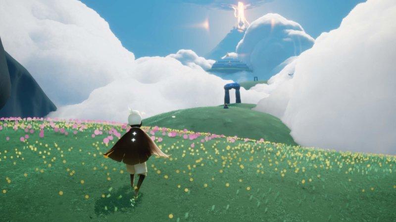 スマホ『Sky 星を紡ぐ子どもたち』レビュー: 美しく彷徨う