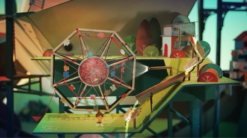 『Lumino City』レビュー: とんでもないミニチュア工作で謎解き